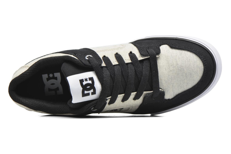 Sneaker DC Shoes PURE B schwarz ansicht von hinten