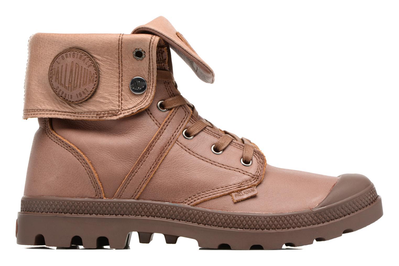 Stiefeletten & Boots Palladium Pallabrousse Baggy L2 U braun ansicht von hinten