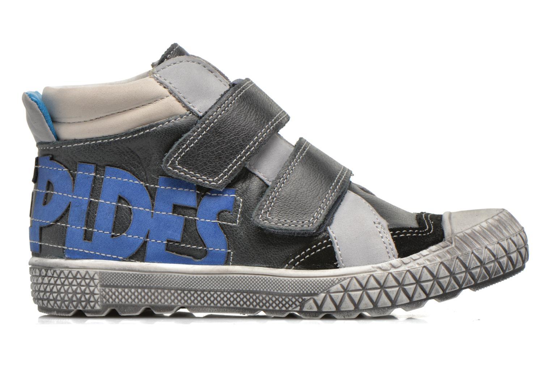 Sneaker Babybotte Kyo grau ansicht von hinten