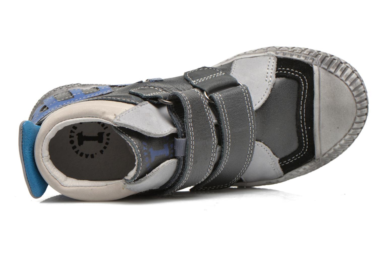Sneakers Babybotte Kyo Grijs links