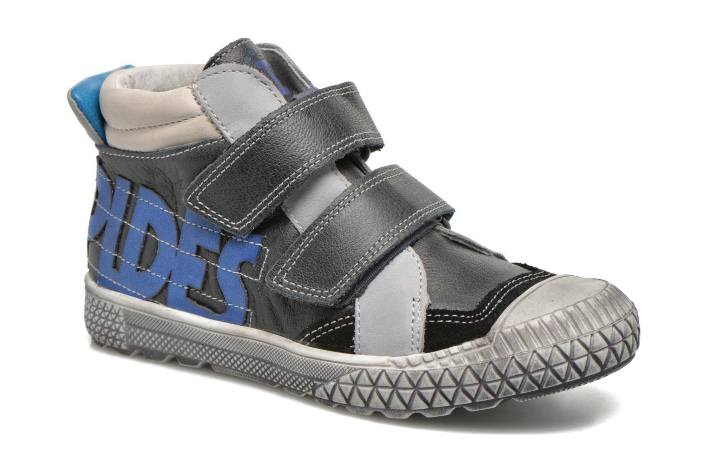 Sneaker Babybotte Kyo grau detaillierte ansicht/modell