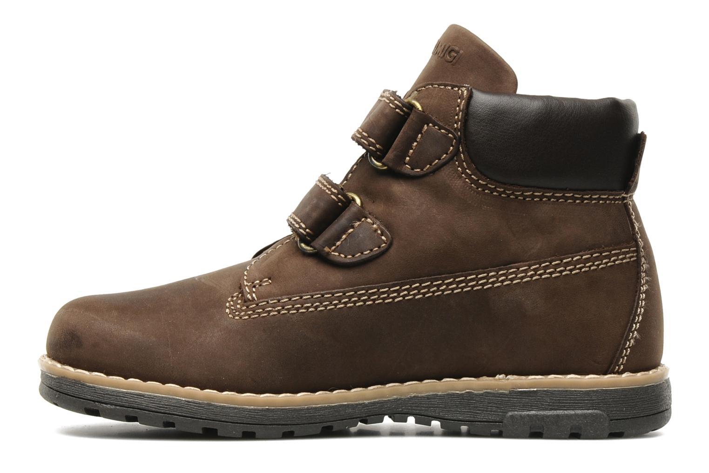 Ankle boots Primigi ASPY 1 Brown front view
