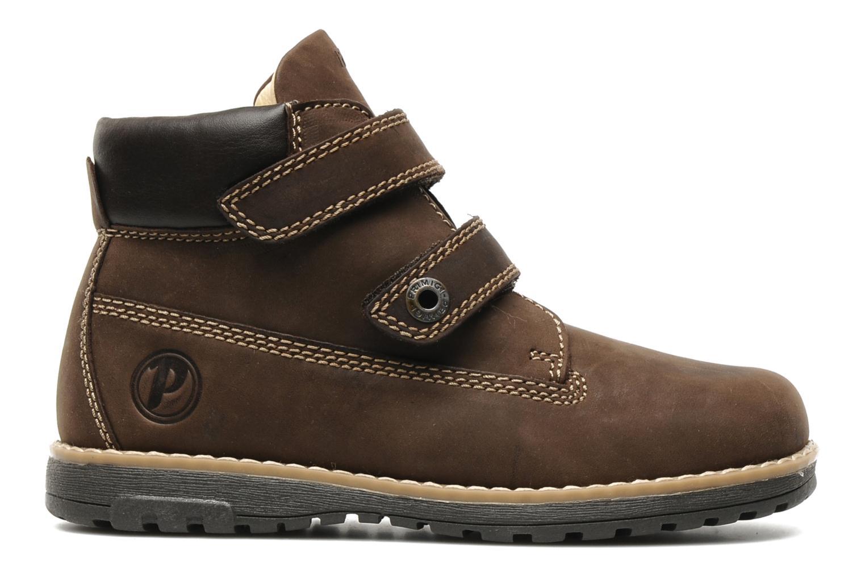 Ankle boots Primigi ASPY 1 Brown back view