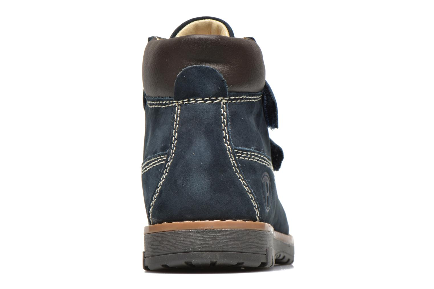 Ankle boots Primigi ASPY 1 Blue view from the right