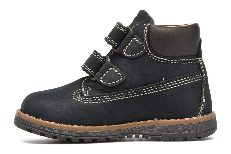 Bottines et boots Primigi ASPY 1 Bleu vue face