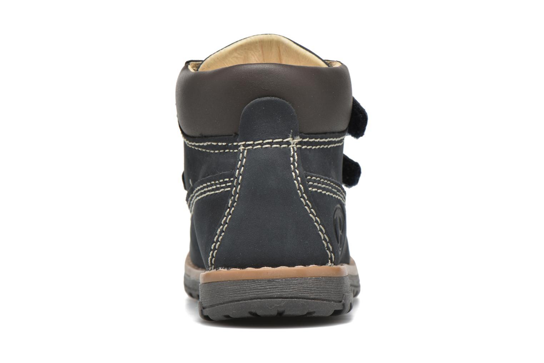 Bottines et boots Primigi ASPY 1 Bleu vue droite