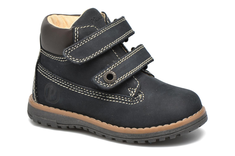 Ankelstøvler Primigi ASPY 1 Blå detaljeret billede af skoene