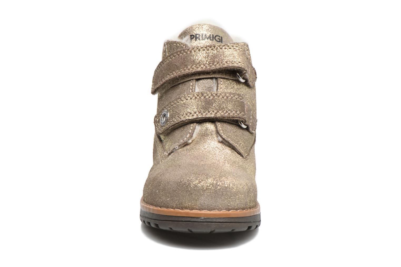 Stiefeletten & Boots Primigi ASPY 1 gold/bronze schuhe getragen