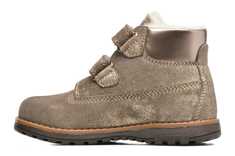 Stiefeletten & Boots Primigi ASPY 1 gold/bronze ansicht von vorne