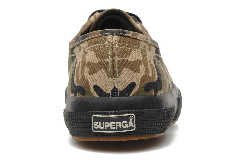 Sneakers Superga 2750 Cotu Camou Multicolore immagine destra
