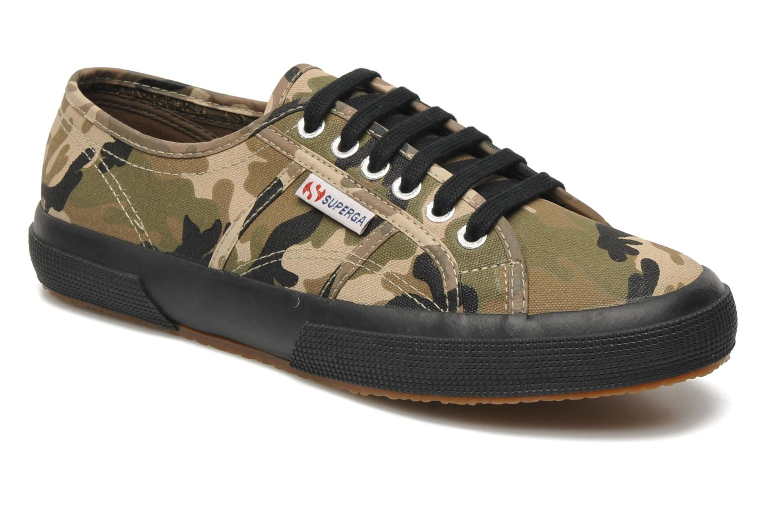 2750 Cotu Camou Dk Green Camouflage