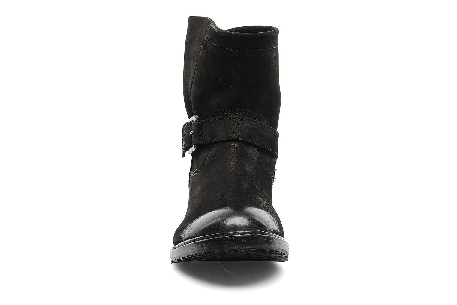 Ankle boots Any Boots Gaelle Black model view