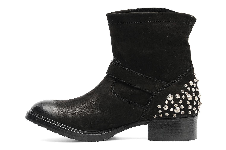 Bottines et boots Any Boots Gaelle Noir vue face