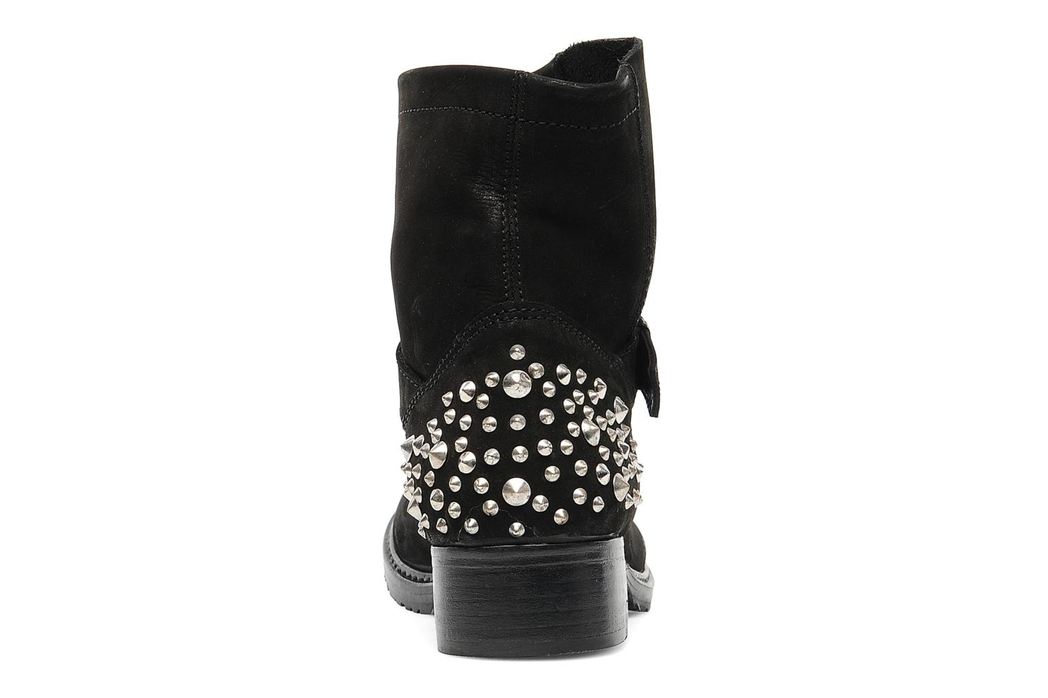 Ankle boots Any Boots Gaelle Black view from the right