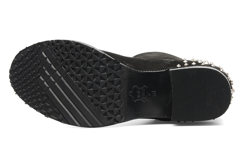 Bottines et boots Any Boots Gaelle Noir vue haut