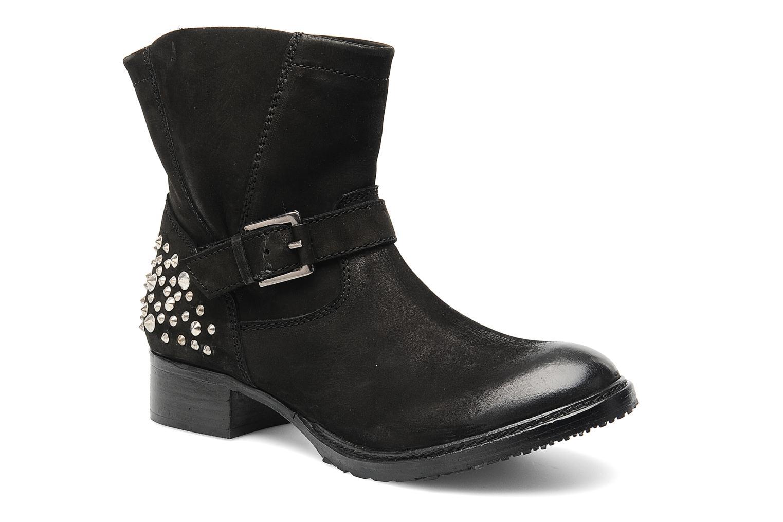 Bottines et boots Any Boots Gaelle Noir vue détail/paire