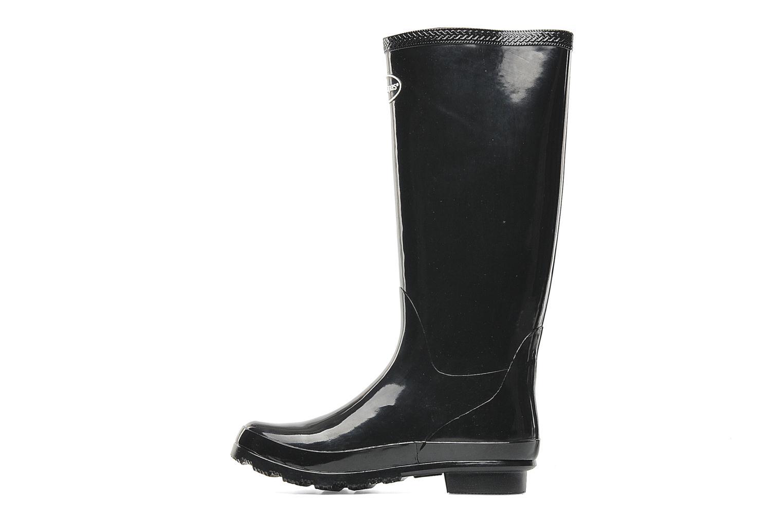 Stiefel Havaianas Helios Rain Boots schwarz ansicht von vorne