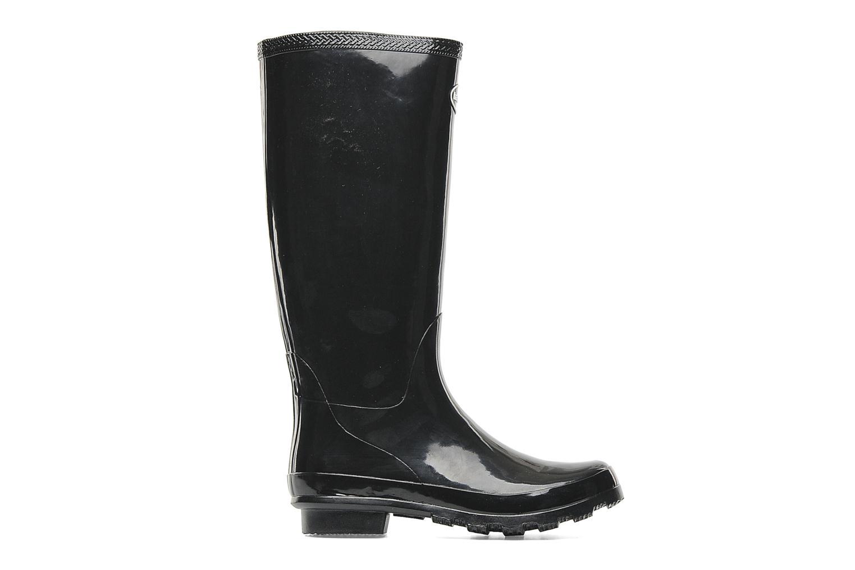 Botas Havaianas Helios Rain Boots Negro vistra trasera