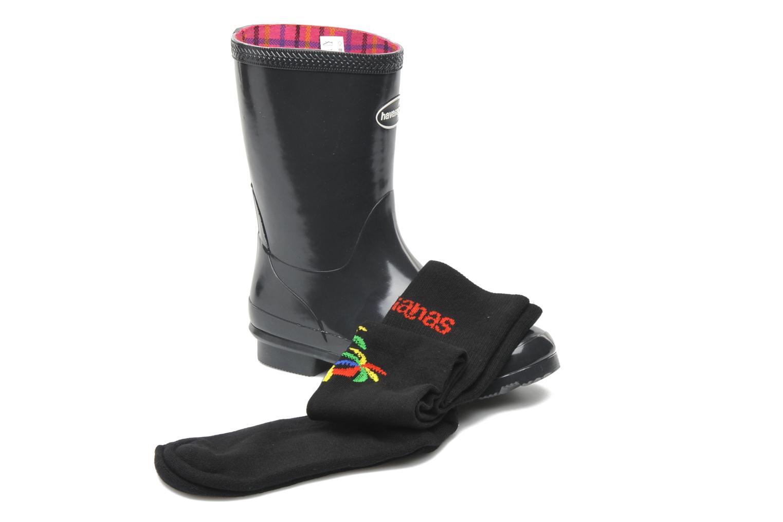 Ankelstøvler Havaianas Helios Mid Rain Boots Grå 3/4 billede