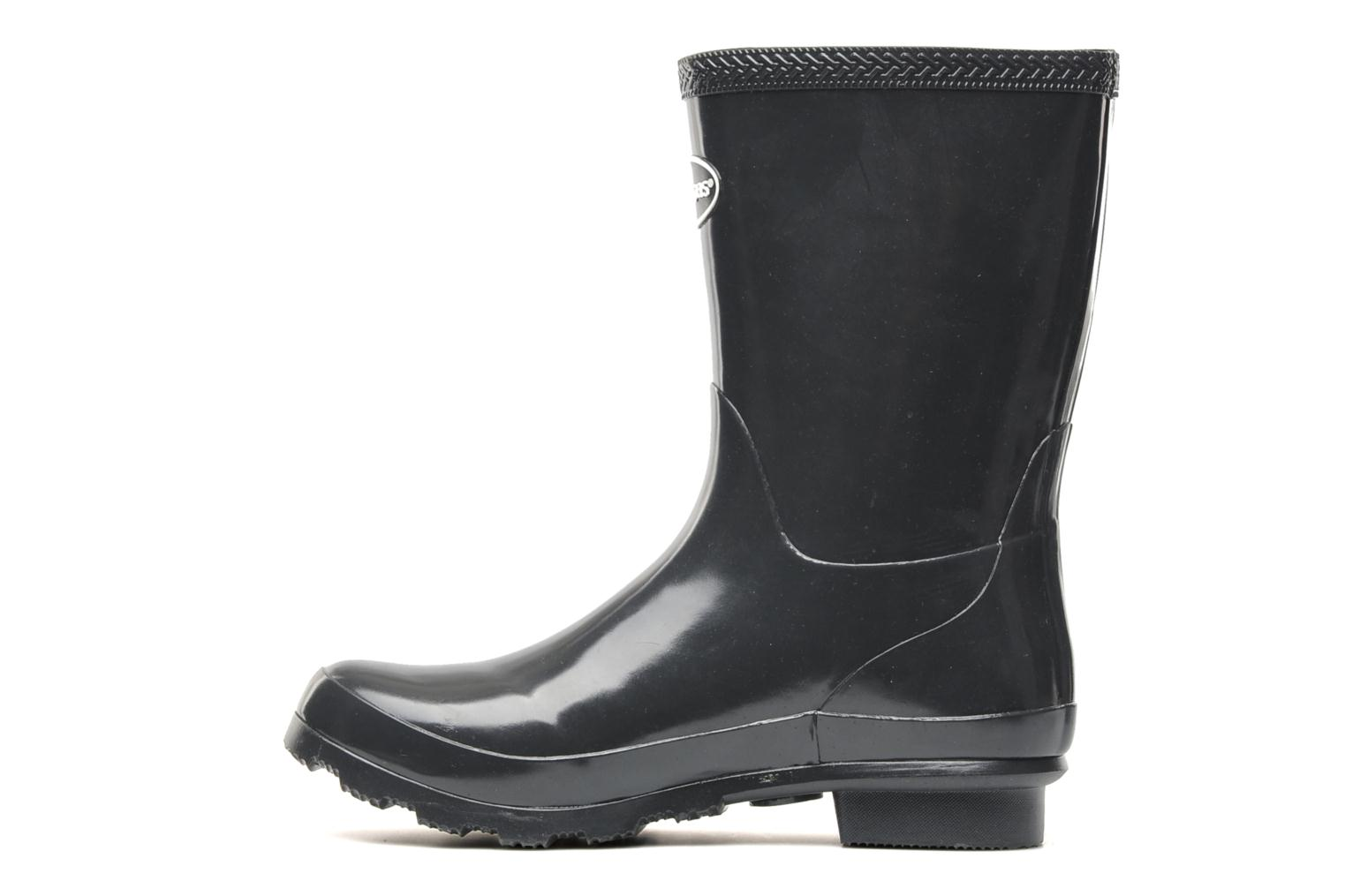 Ankle boots Havaianas Helios Mid Rain Boots Grey front view