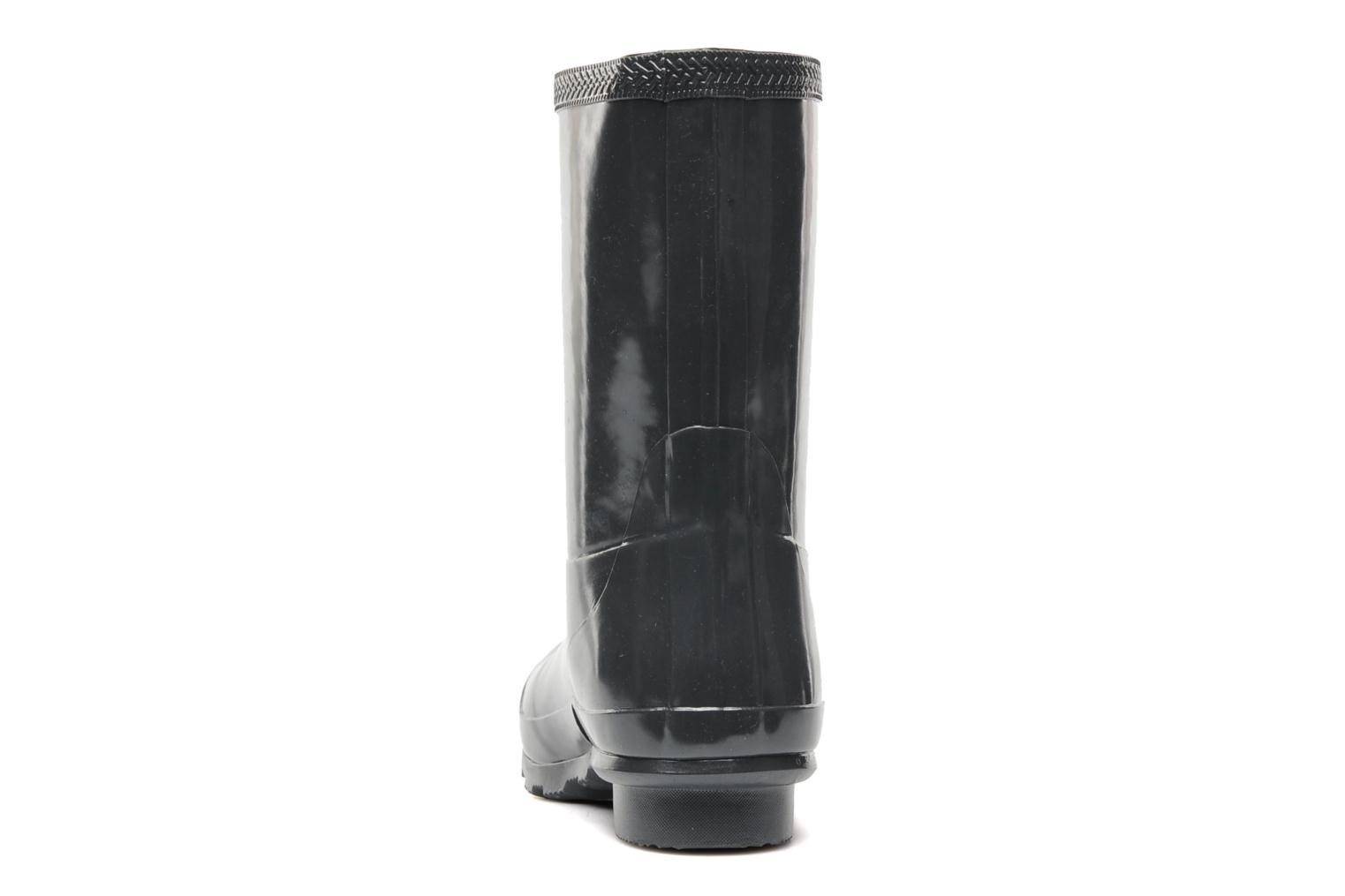 Ankle boots Havaianas Helios Mid Rain Boots Grey view from the right