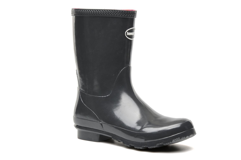 Bottines et boots Havaianas Helios Mid Rain Boots Gris vue détail/paire