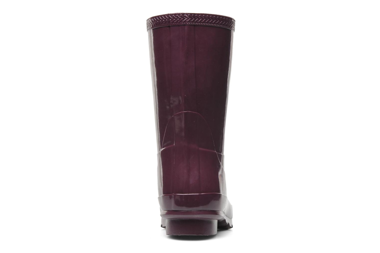 Bottines et boots Havaianas Helios Mid Rain Boots Violet vue droite