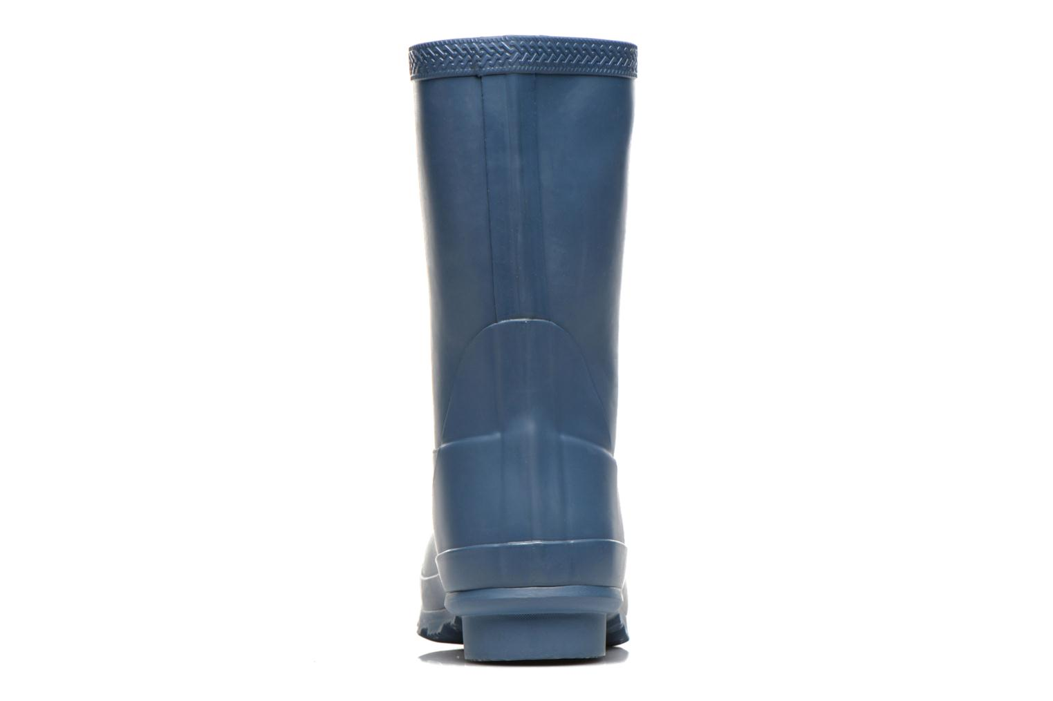 Ankle boots Havaianas Helios Mid Rain Boots Blue view from the right