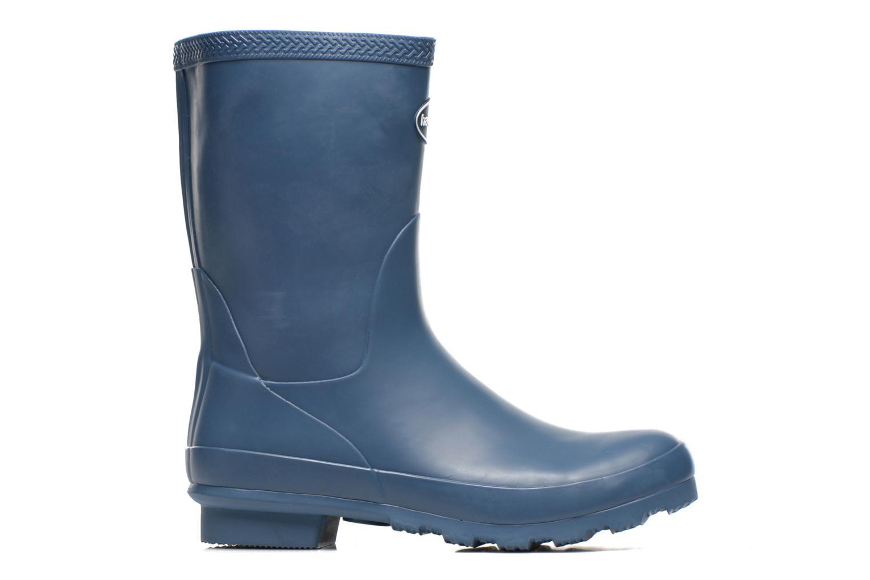 Botines  Havaianas Helios Mid Rain Boots Azul vistra trasera