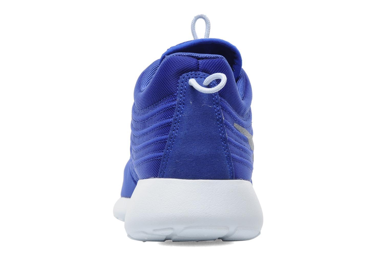 Sportschoenen Nike Rosherun Dyn Fw Qs Blauw rechts