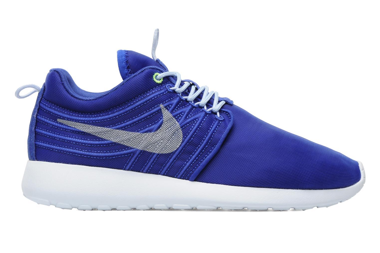 Sportschoenen Nike Rosherun Dyn Fw Qs Blauw achterkant