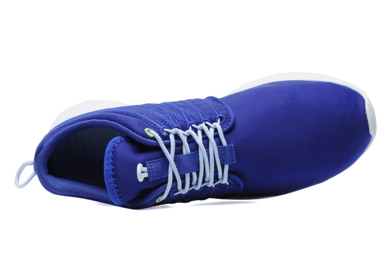 Sportschoenen Nike Rosherun Dyn Fw Qs Blauw links