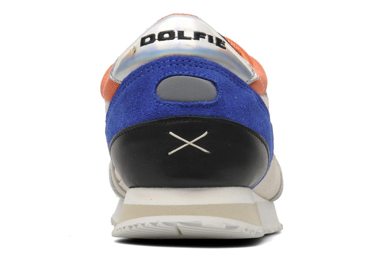 Sneakers Dolfie Edgar Multicolor rechts