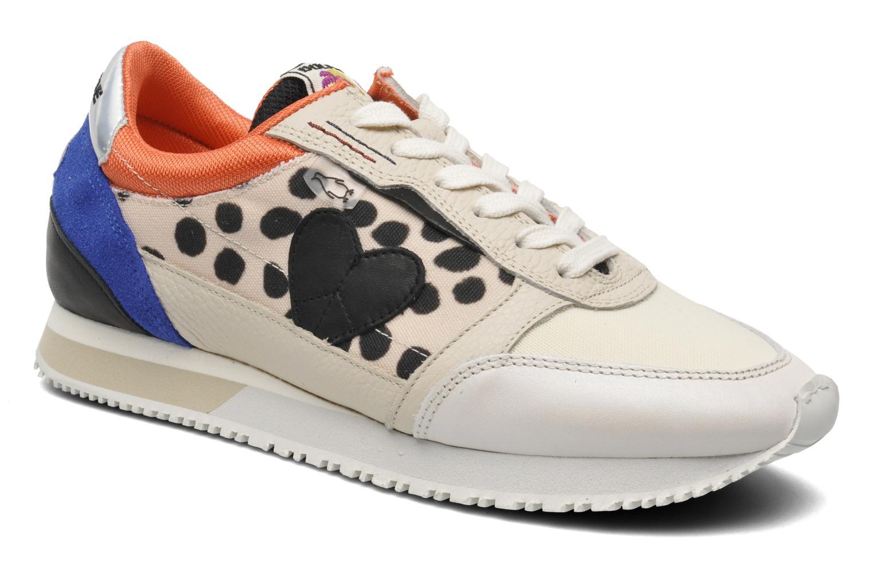 Sneakers Dolfie Edgar Multicolor detail