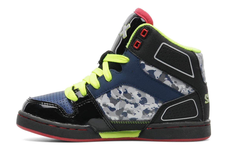 Sneakers Skechers Massive- Zwart voorkant