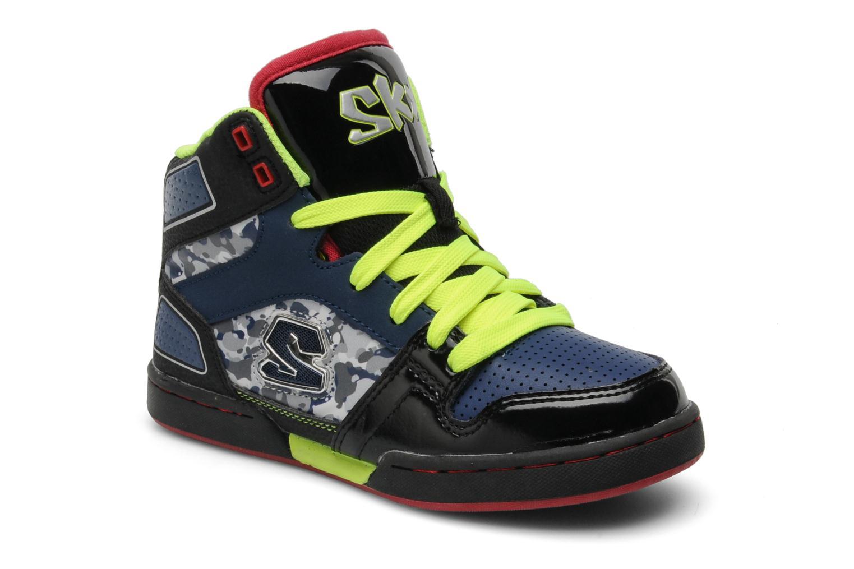 Sneakers Skechers Massive- Zwart detail