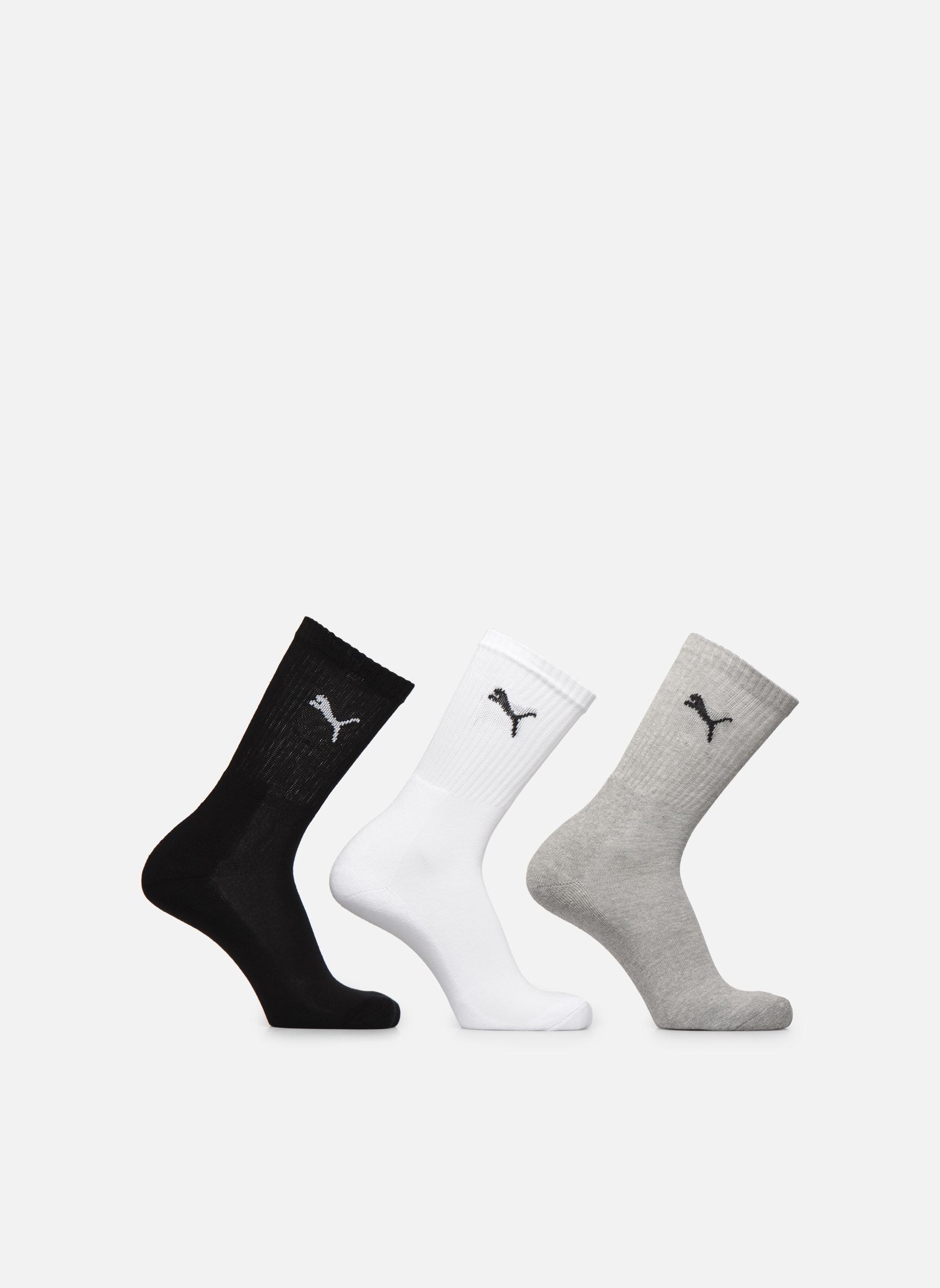 Sportsocken 325 white grey black