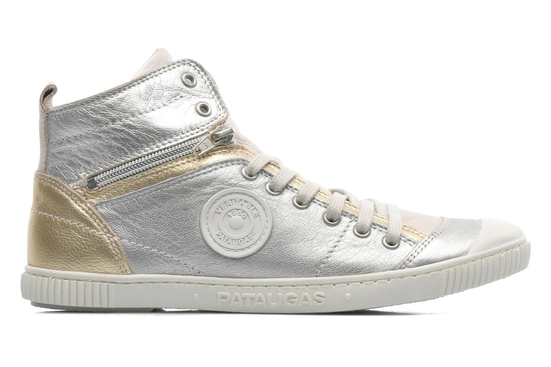 Sneakers Pataugas BanjouM Argento immagine posteriore