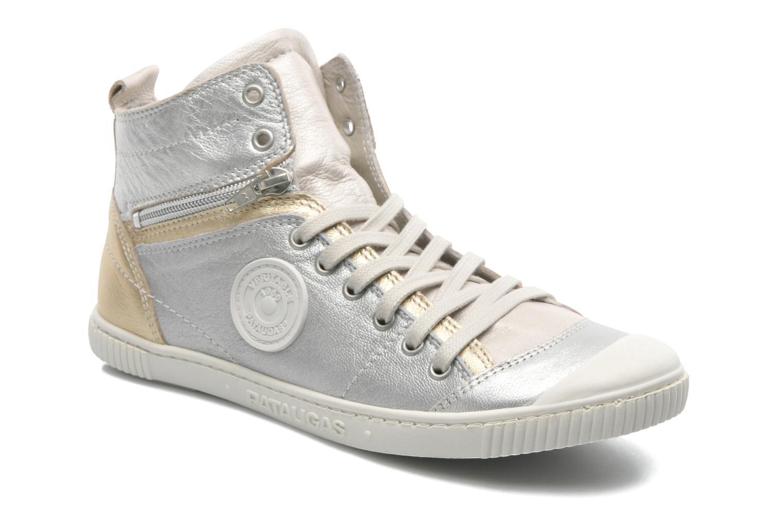 Sneakers Pataugas BanjouM Argento vedi dettaglio/paio