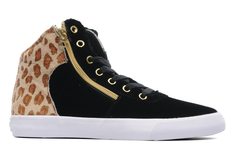 Sneaker Supra Cuttler A-Morir W mehrfarbig ansicht von hinten