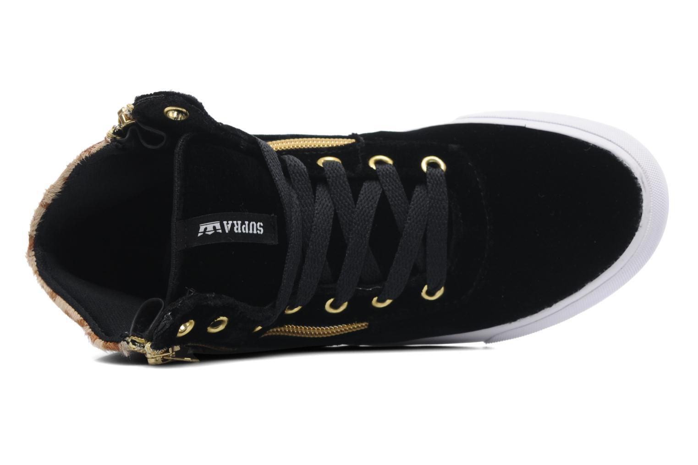 Sneaker Supra Cuttler A-Morir W mehrfarbig ansicht von links