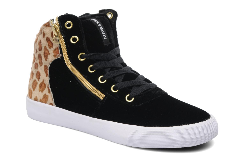 Sneaker Supra Cuttler A-Morir W mehrfarbig detaillierte ansicht/modell
