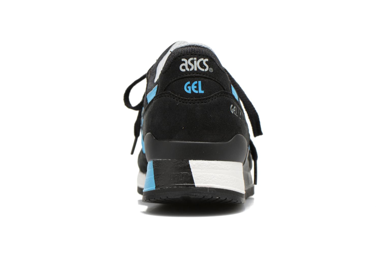 Trainers Asics Gel-lyte III Black view from the right