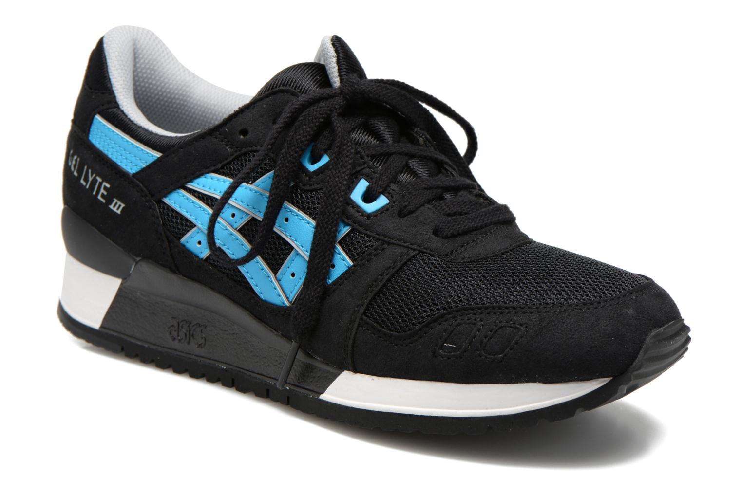 Gel-lyte III Black/Atomic Blue
