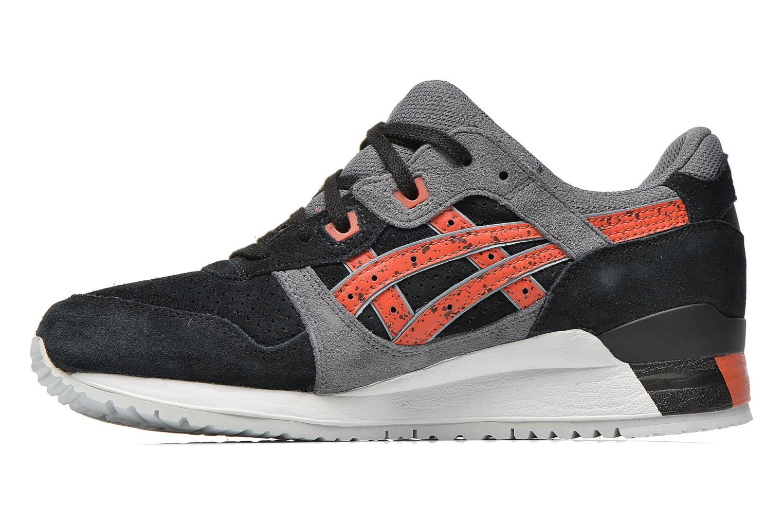 Sneakers Asics Gel-lyte III Zwart voorkant