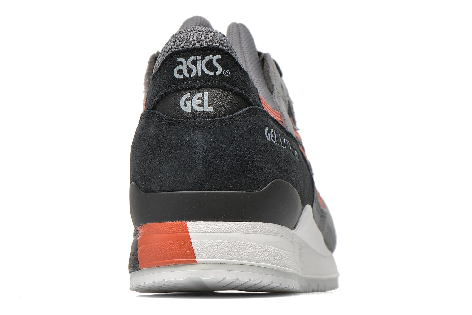 Gel-lyte III Black/Chili