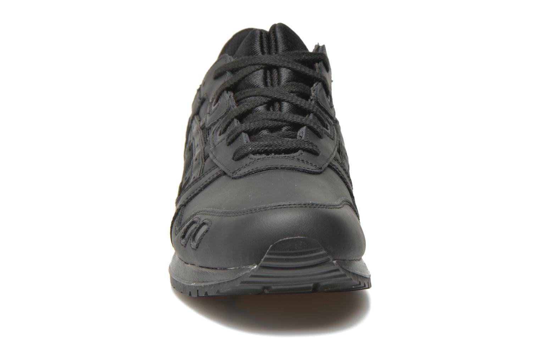 Baskets Asics Gel-lyte III Noir vue portées chaussures