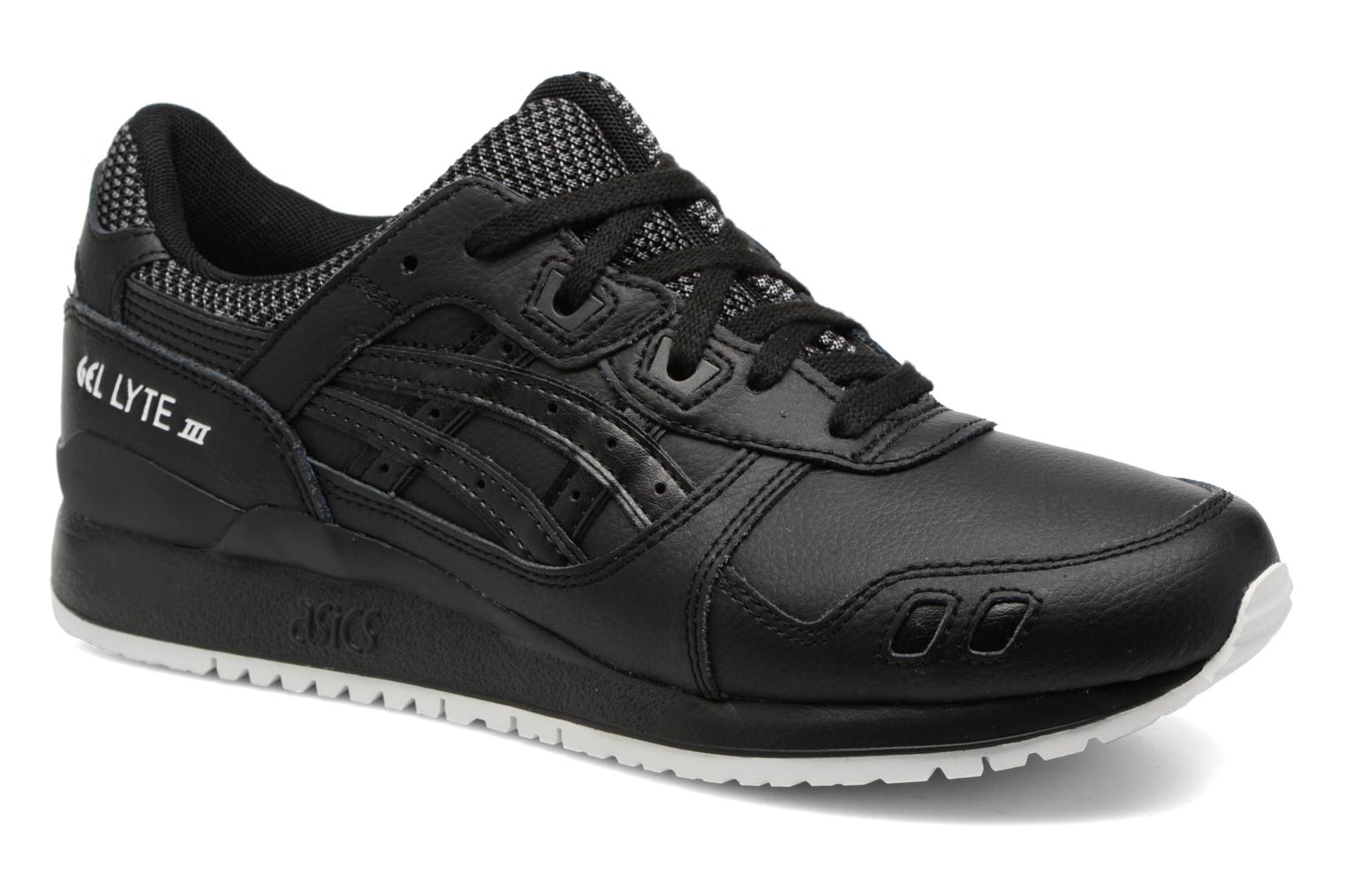 Trainers Asics Gel-lyte III Black detailed view/ Pair view
