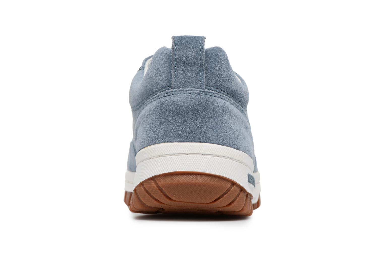 Sneakers Caterpillar Decade Azzurro immagine destra