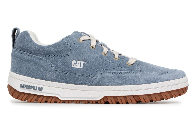 Sneakers Caterpillar Decade Azzurro immagine posteriore